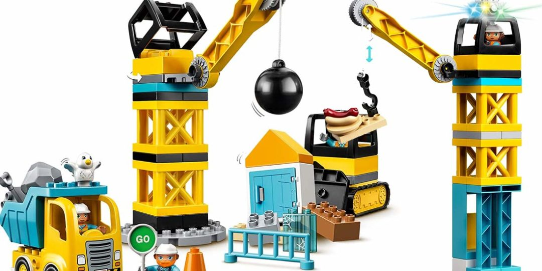 LEGO Duplo Kran