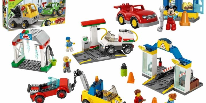 LEGO Duplo Werkstatt