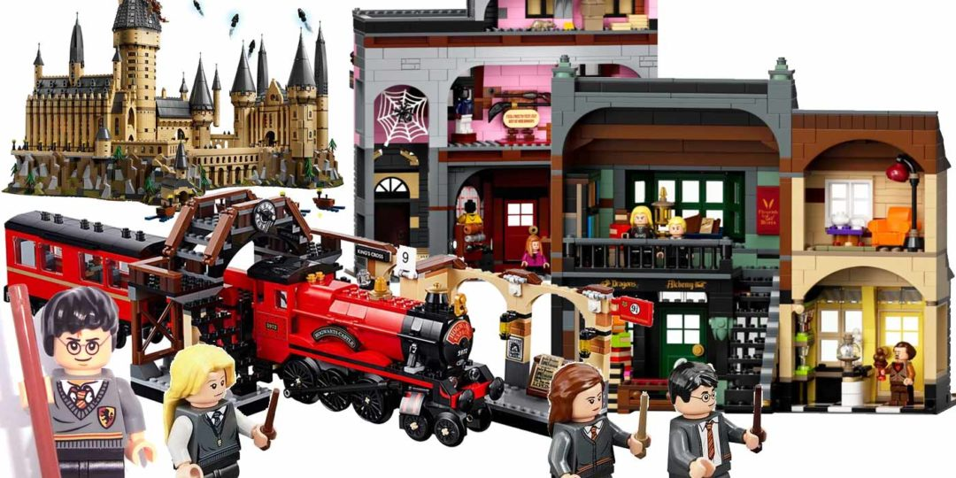 LEGO Harry Potter Spielzeug