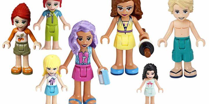 LEGO Minifigs Friends Figuren