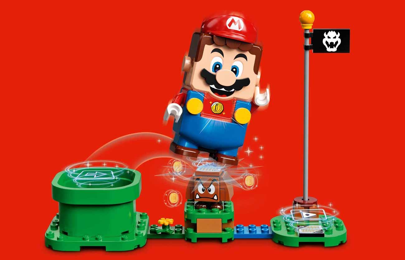 LEGO Super Mario Spielzeuge