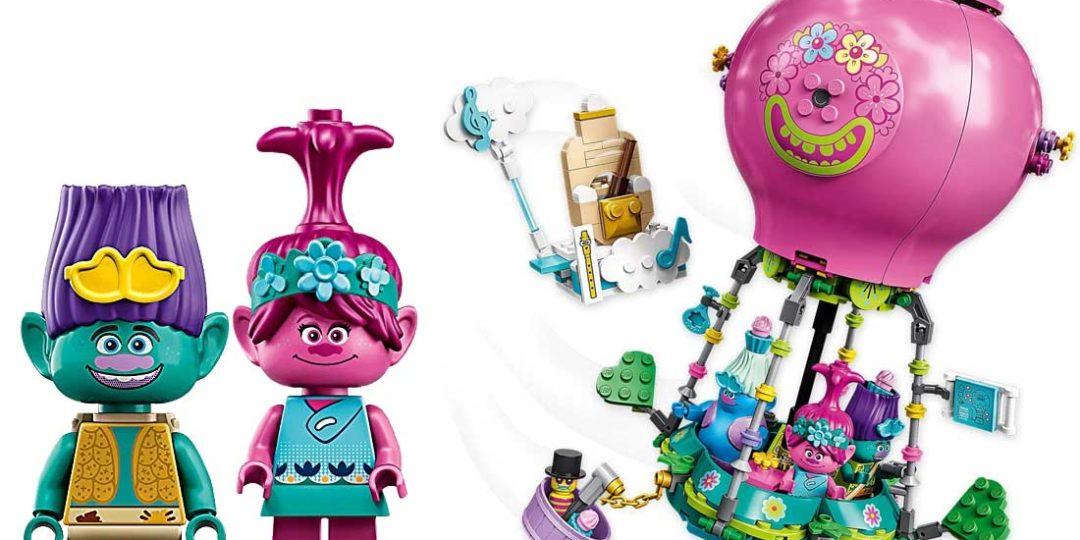 LEGO Trolls World Tour Spielzeug