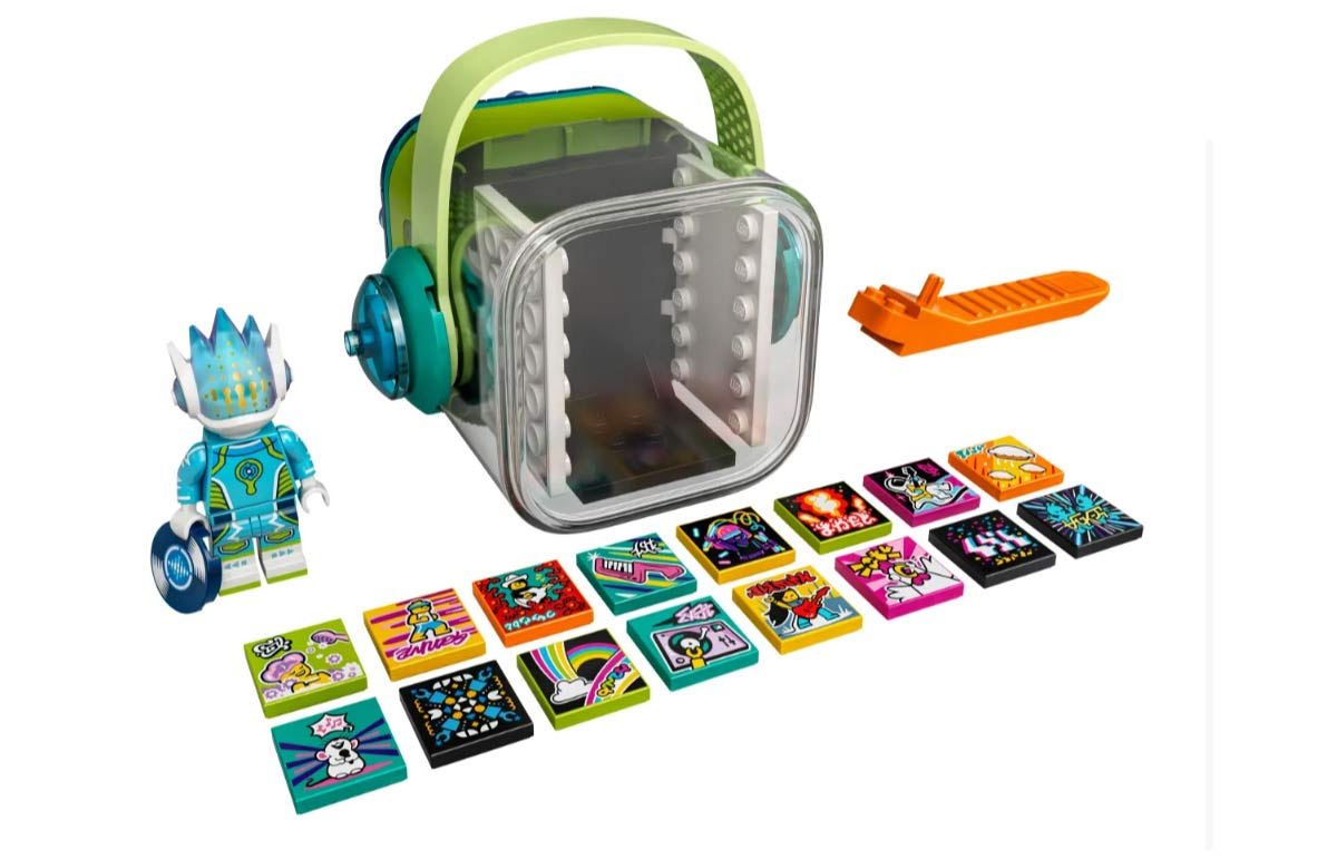 LEGO Vidiyo Beatbox Music Video Maker Sets