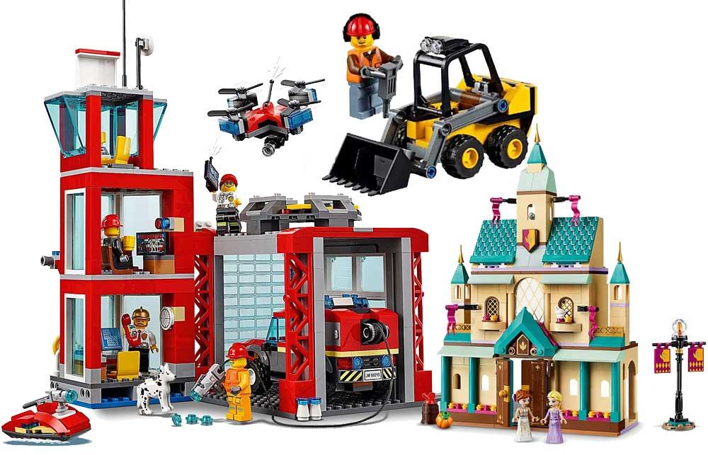 LEGO ab 5 Jahre