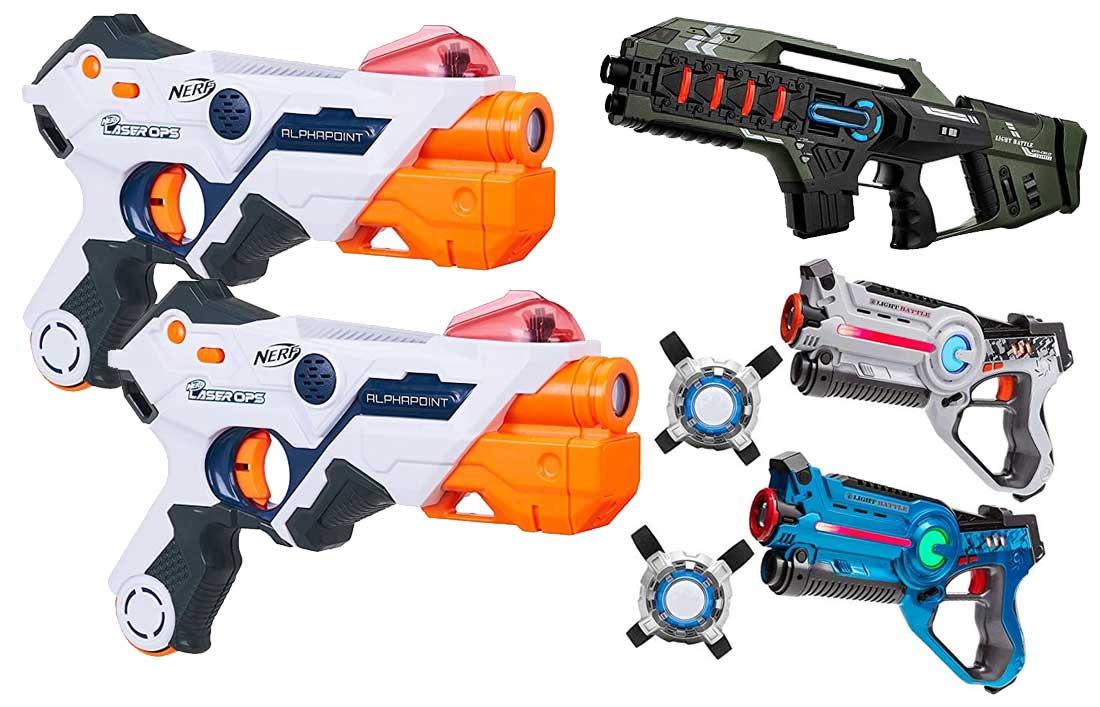 Lasertag-Sets für Kinder