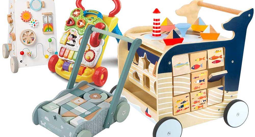 Baby Lauflernwagen ab 1 Jahr