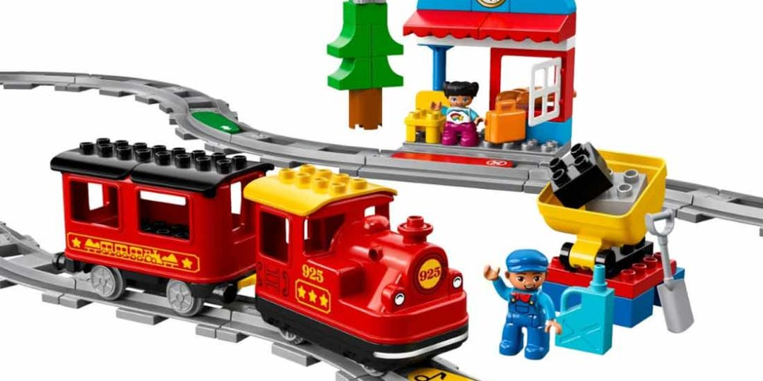 DUPLO Eisenbahn Set für Kinder