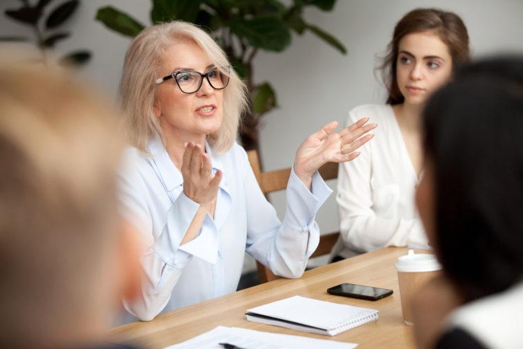 Lehrerkonferenz berät über einen Einspruch zur Schulnote