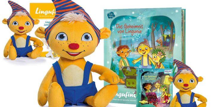 Lingufino Lernspielzeuge und Puppe, Starterset