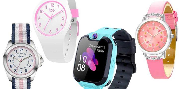 Mädchen-Uhren ab 10 Jahre