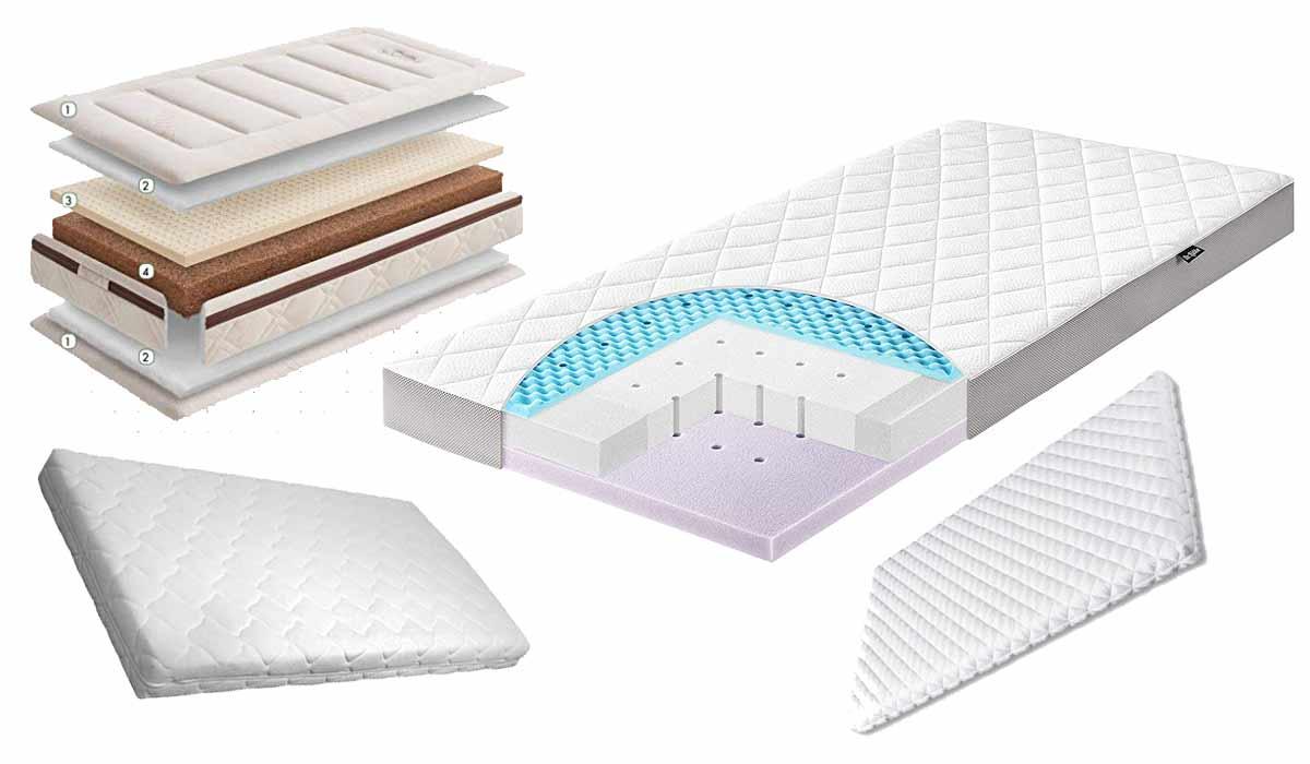 Matratzen für das Babybett