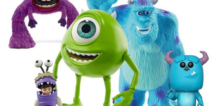 Monster Uni Figuren