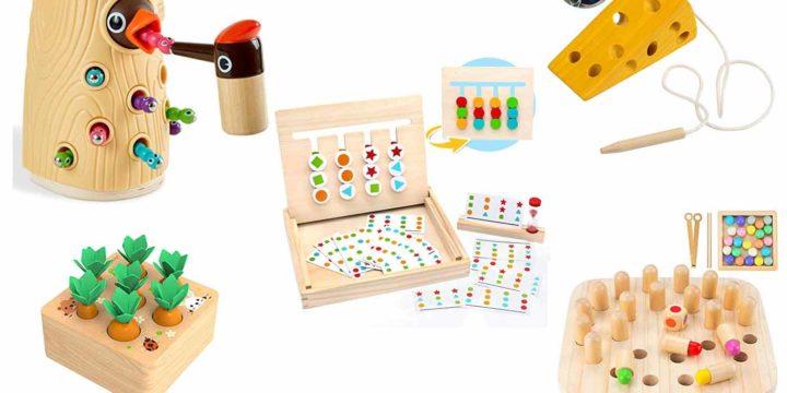 Montessori-Spielzeug