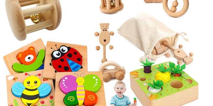 Montessori Spielzeug Baby