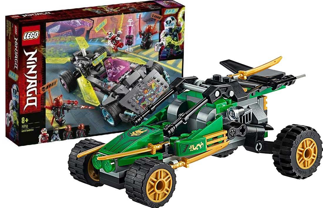 NINJAGO Bausets von LEGO