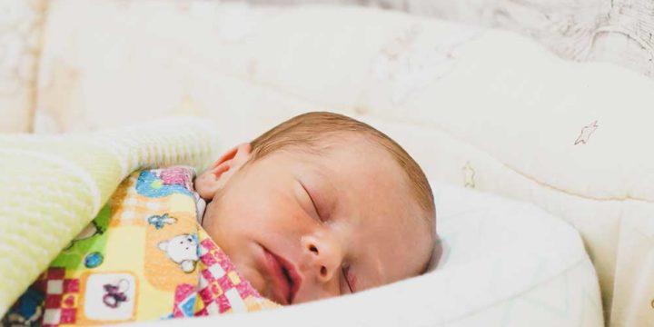Nestchen fürs Babybett