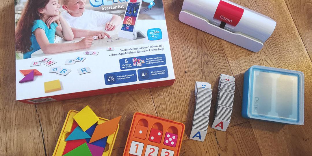Das Osmo Genius Starter Kit für Kinder