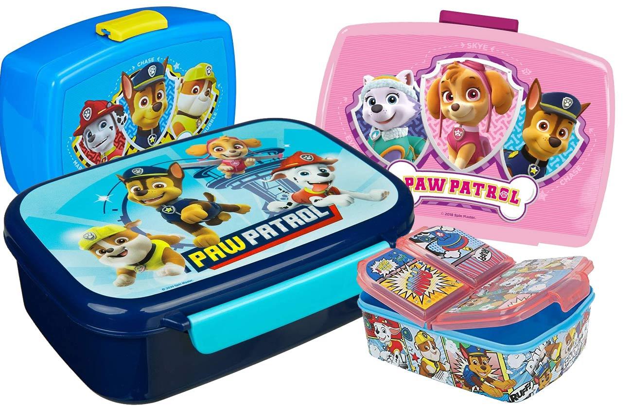 Paw Patrol Brotdosen