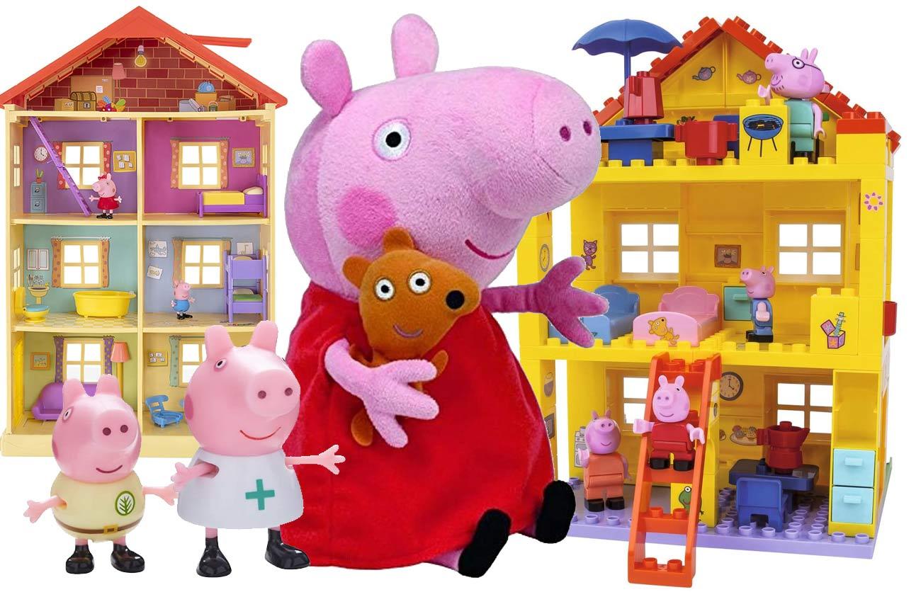 Peppa Pig Spielzeuge für Kinder