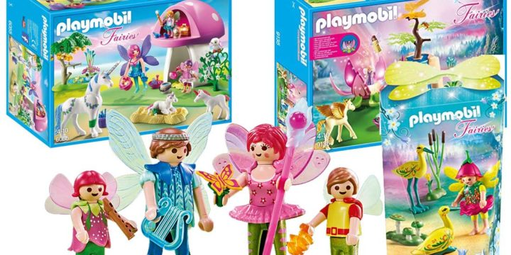 Playmobil Elfen und Feen
