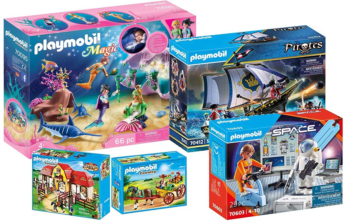 Playmobil Neuerscheinungen