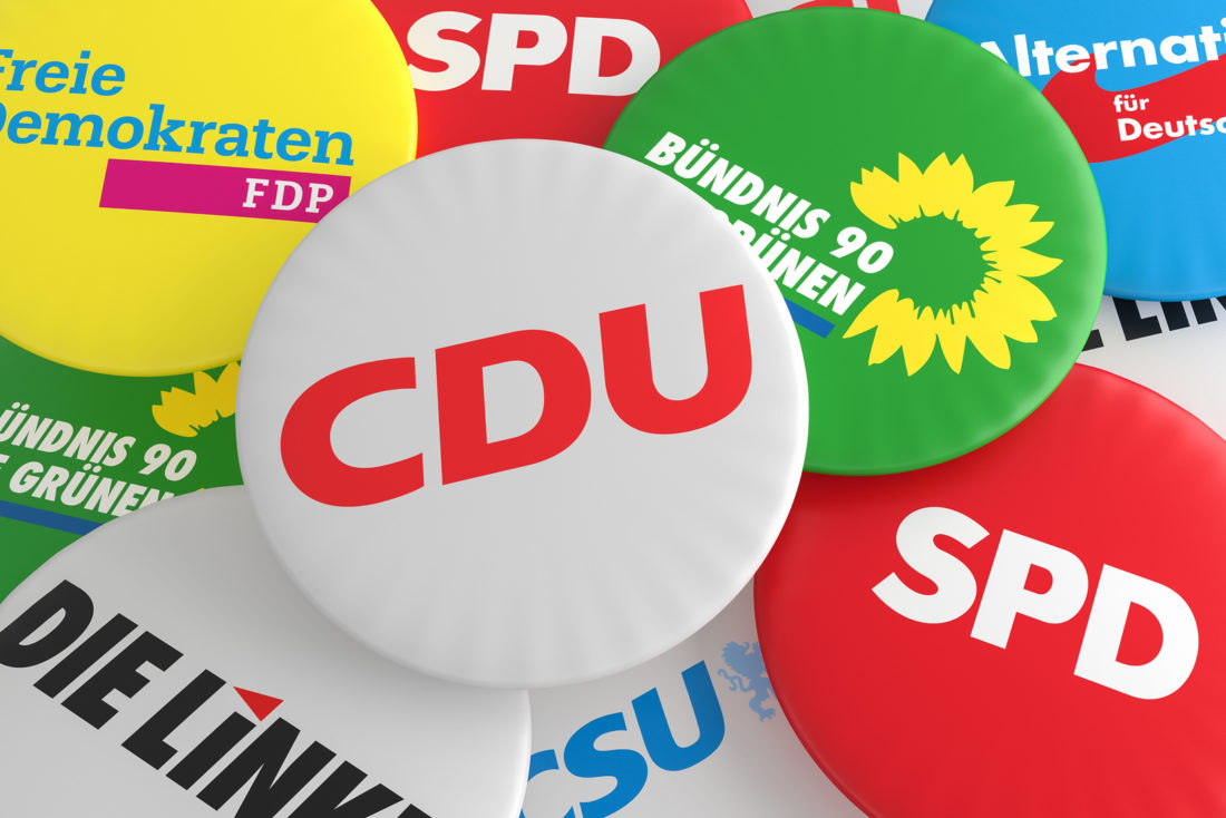 Politische Parteien