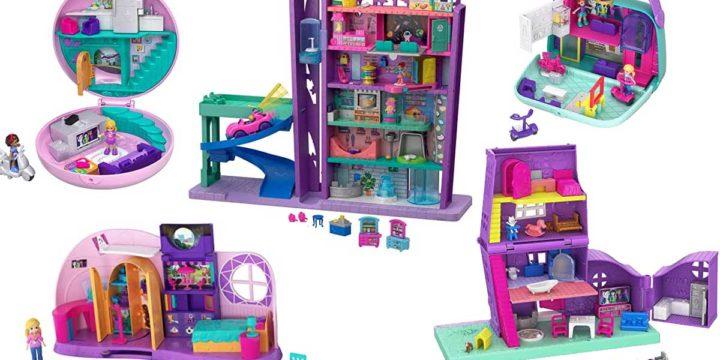 Polly Pocket Sets für Kinder