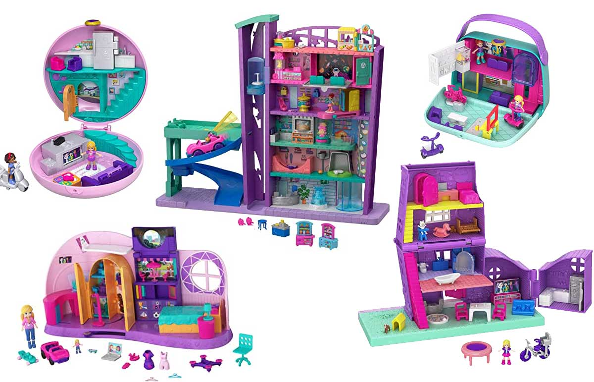 Polly Pocket Sets für Kinder