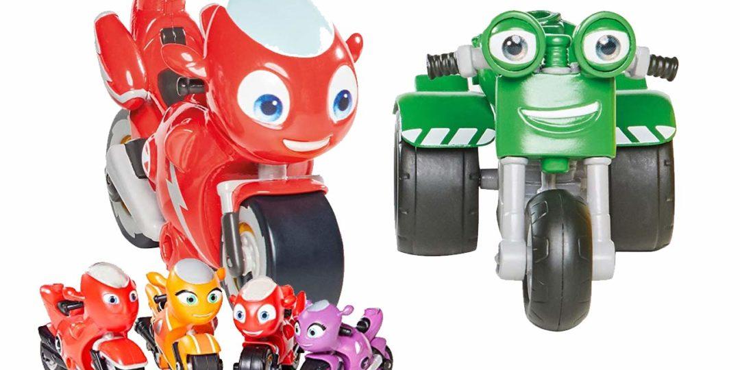 Ricky Zoom Fahrzeuge