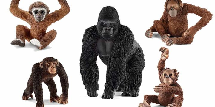 Schleich Affen