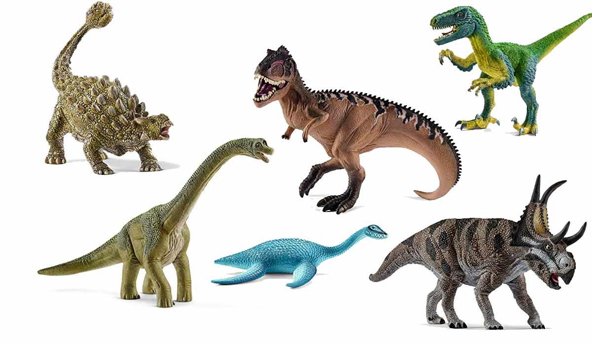 Schleich-Dinosaurier