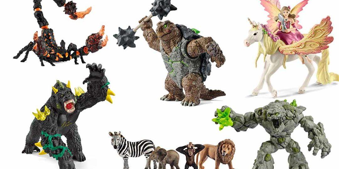 Schleich Creatures Figuren
