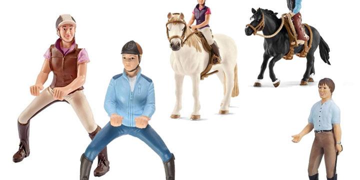 Schleich Reiter und Reiterinnen