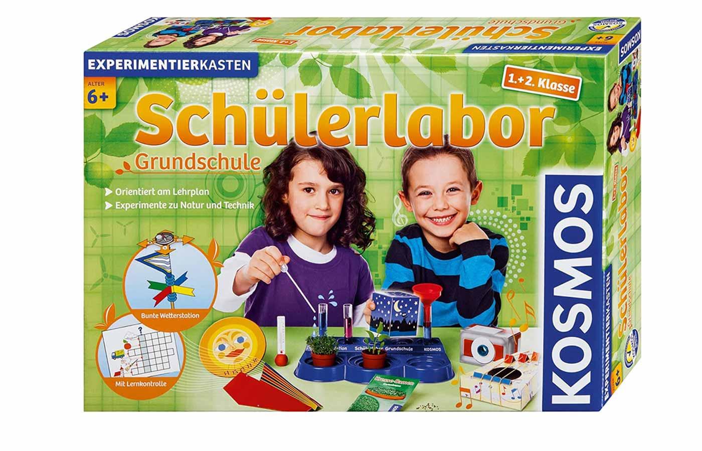 Schülerlabor Grundschule 1. und 2. Klasse