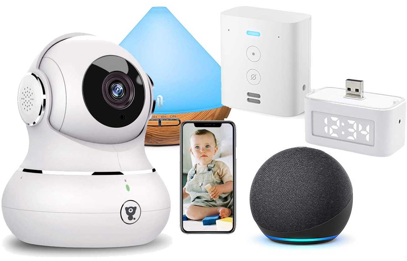 Smart Home Technik fürs Kinderzimmer