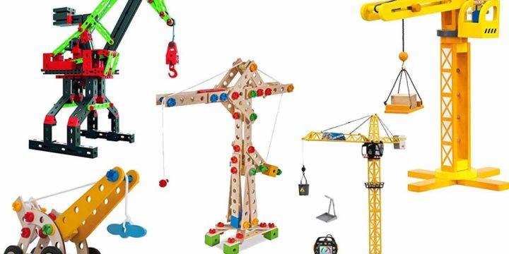 Spielzeug Kräne