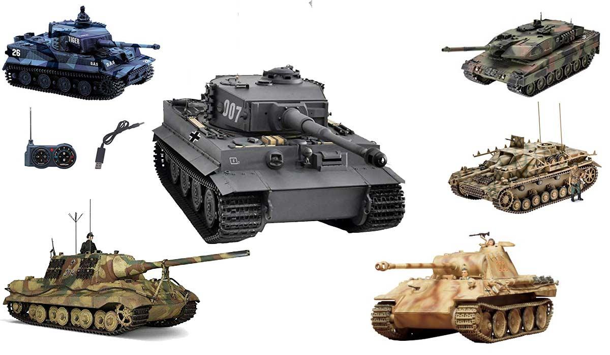Panzer Spielzeug