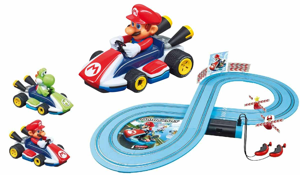 Super Mario Carrera Bahn