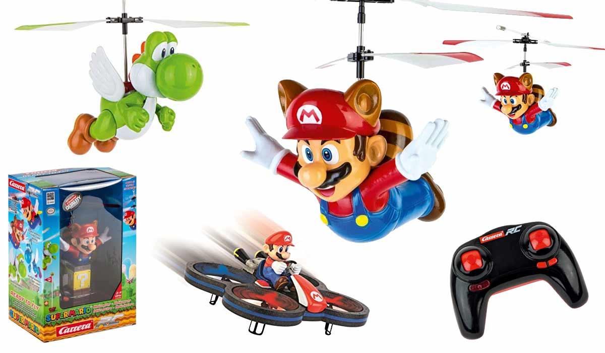 Super-Mario-Drohne