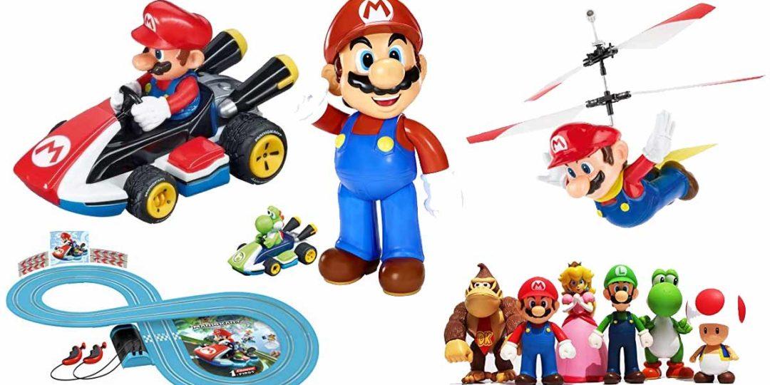 Super Mario Spielzeuge