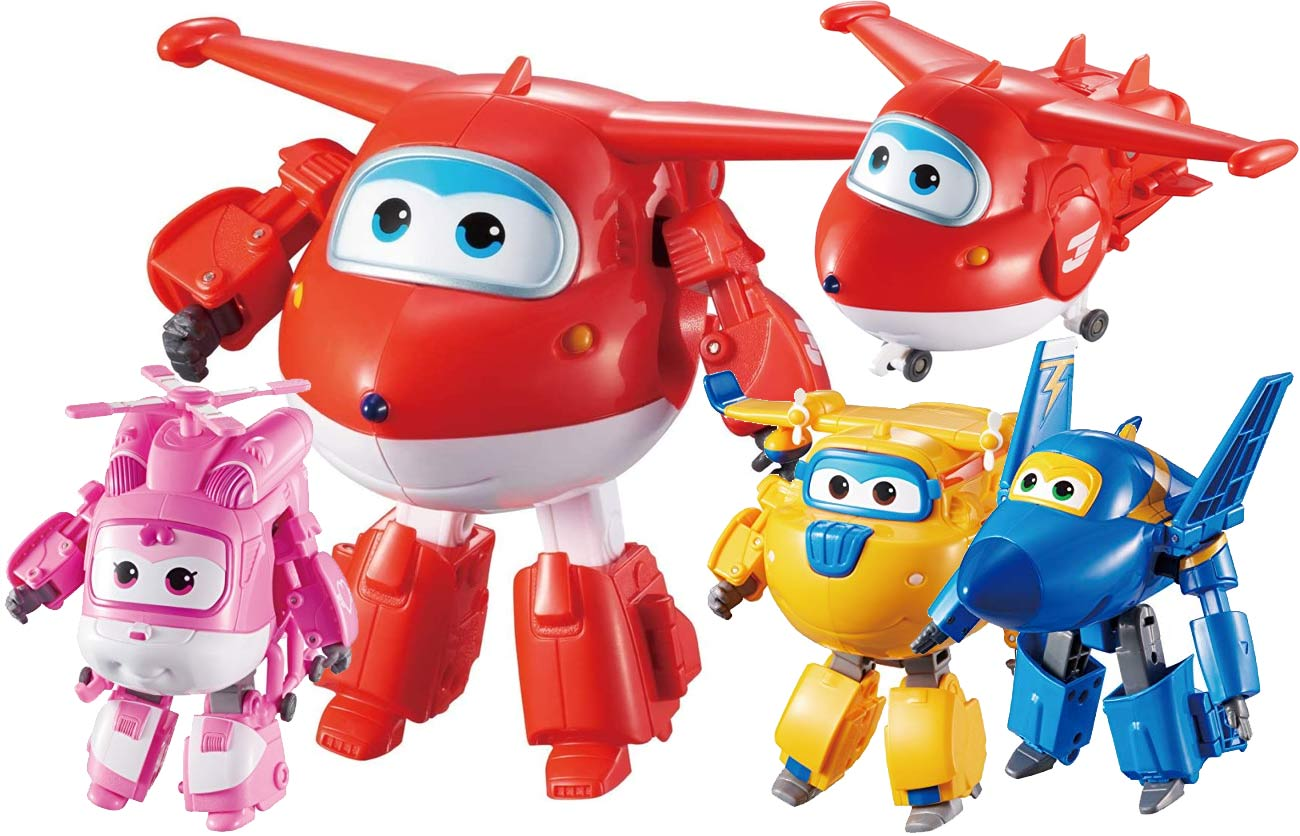 Super Wings Spielzeug