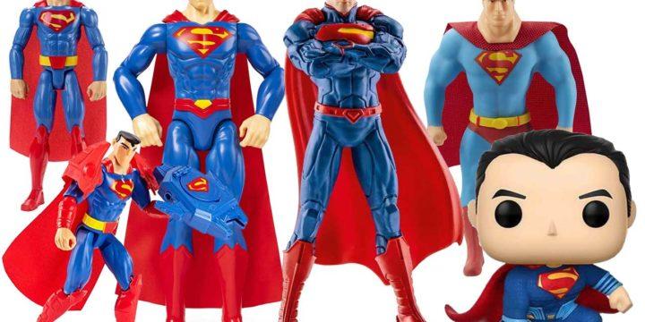 Superman Figur