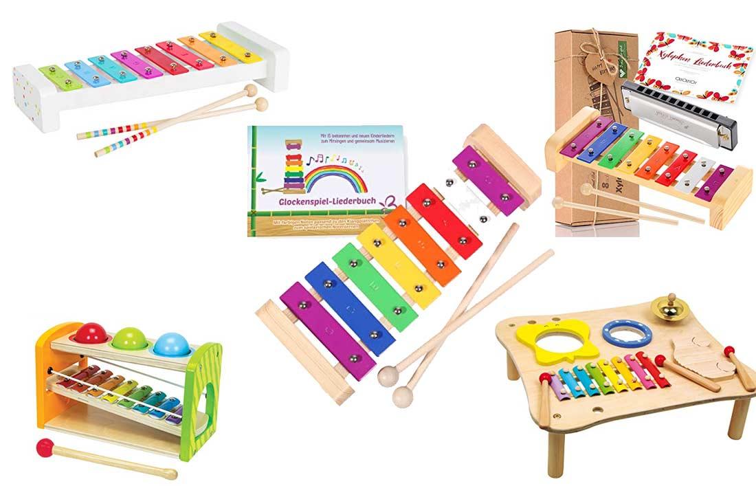 Xylophone für Kinder
