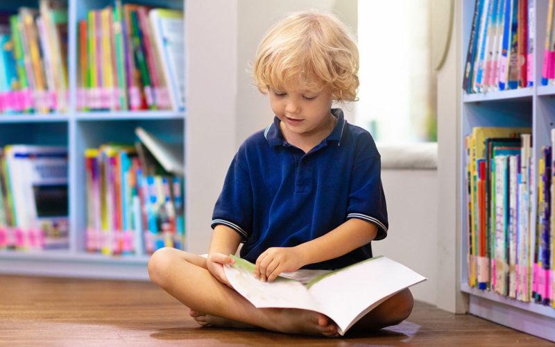Bücherregale Kinder