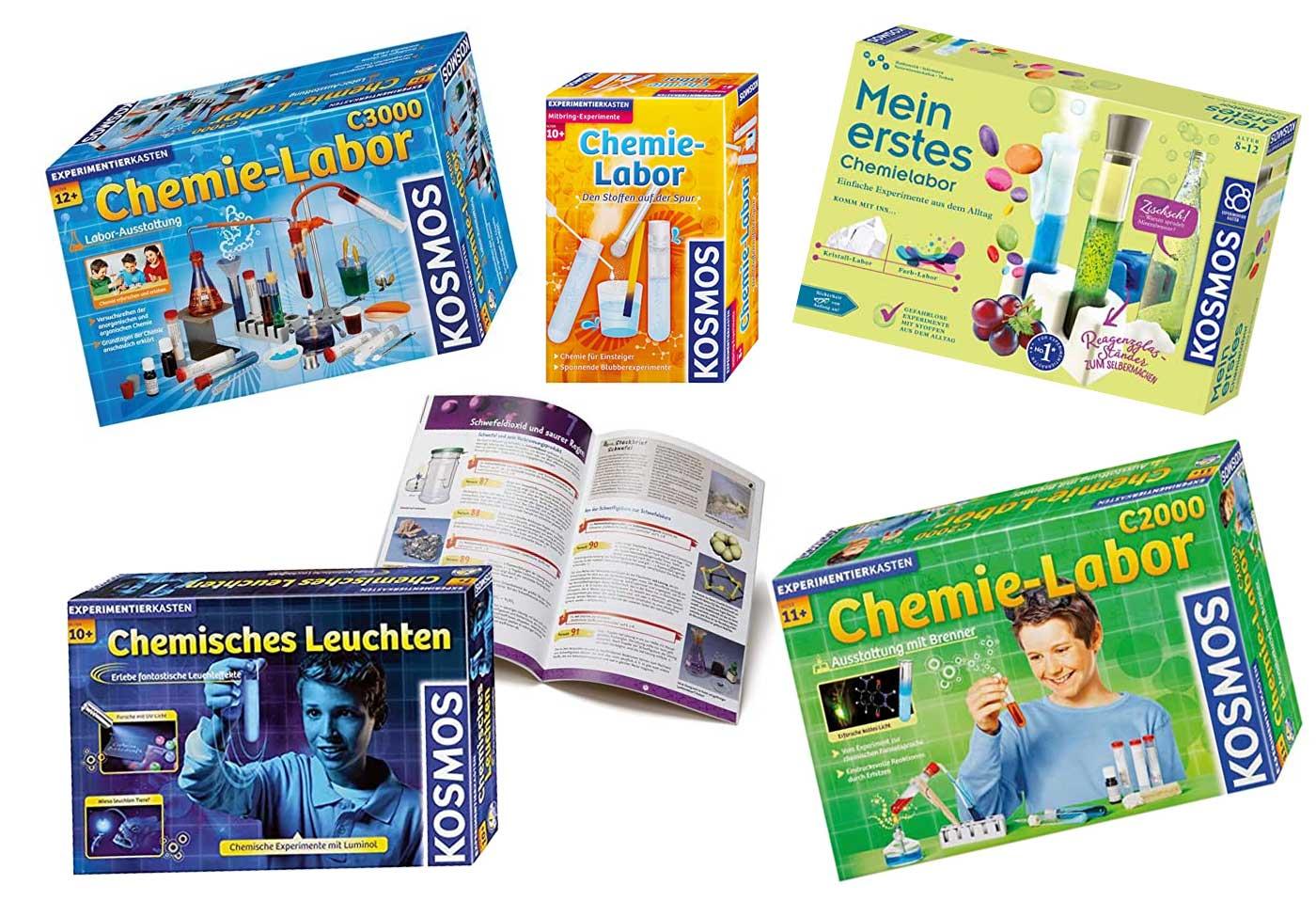 chemielabor kinder