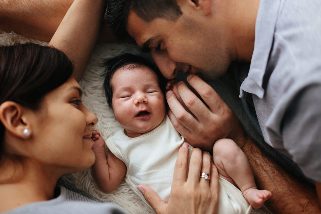 Baby vor dem Coronavirus schützen,
