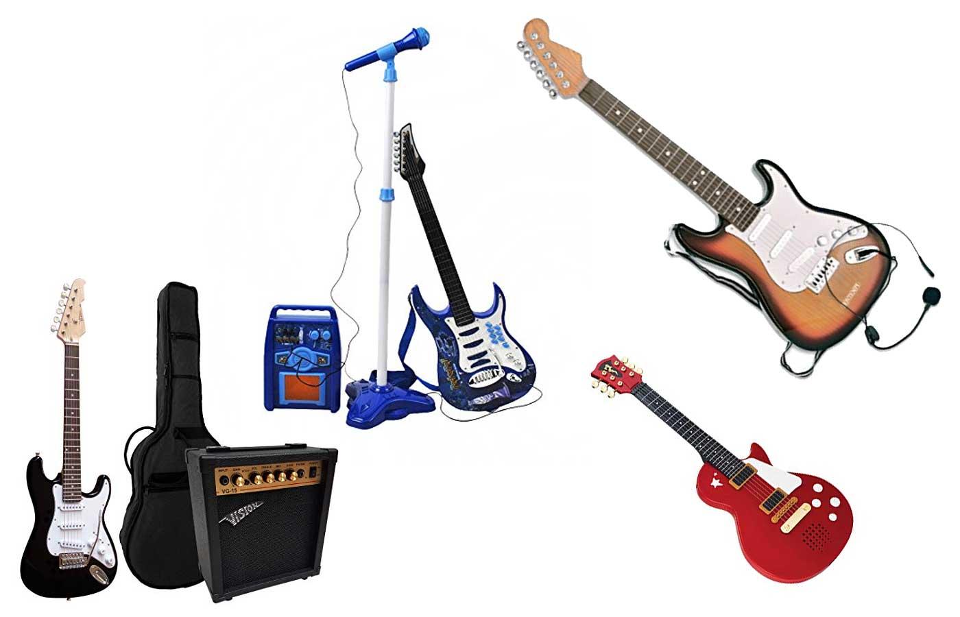 rock gitarre für kinder