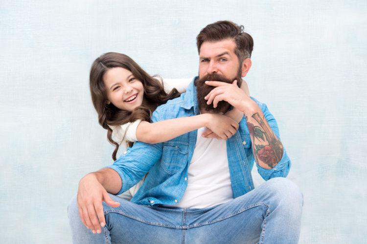 Vater sein, Was ist eine gute Erziehung, Copyright: photosvit, bigstockphoto