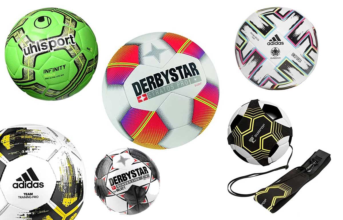 Fußball für Kinder im Vergleich