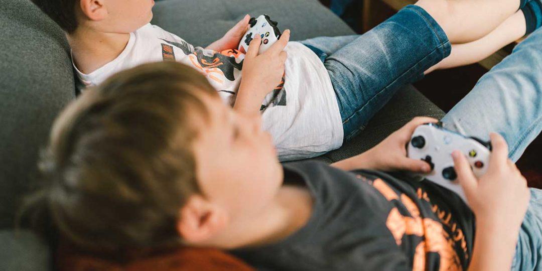 spielekonsolen für Kinder